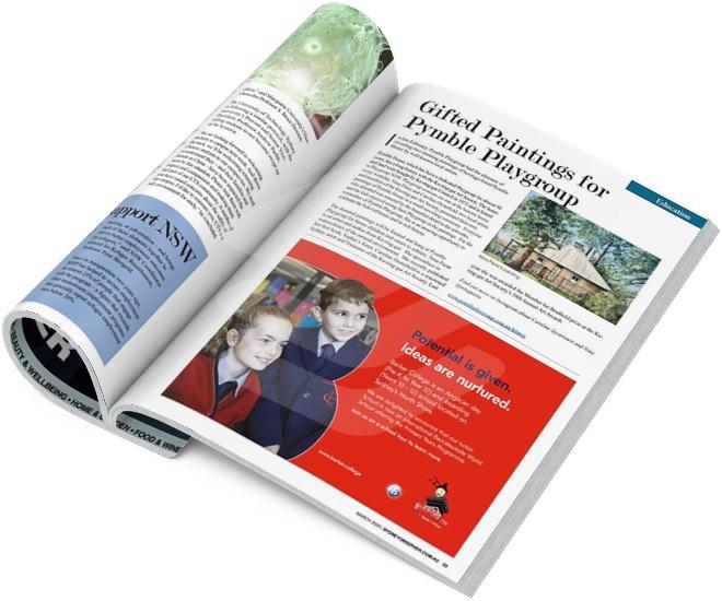Copywriting for Print Publications